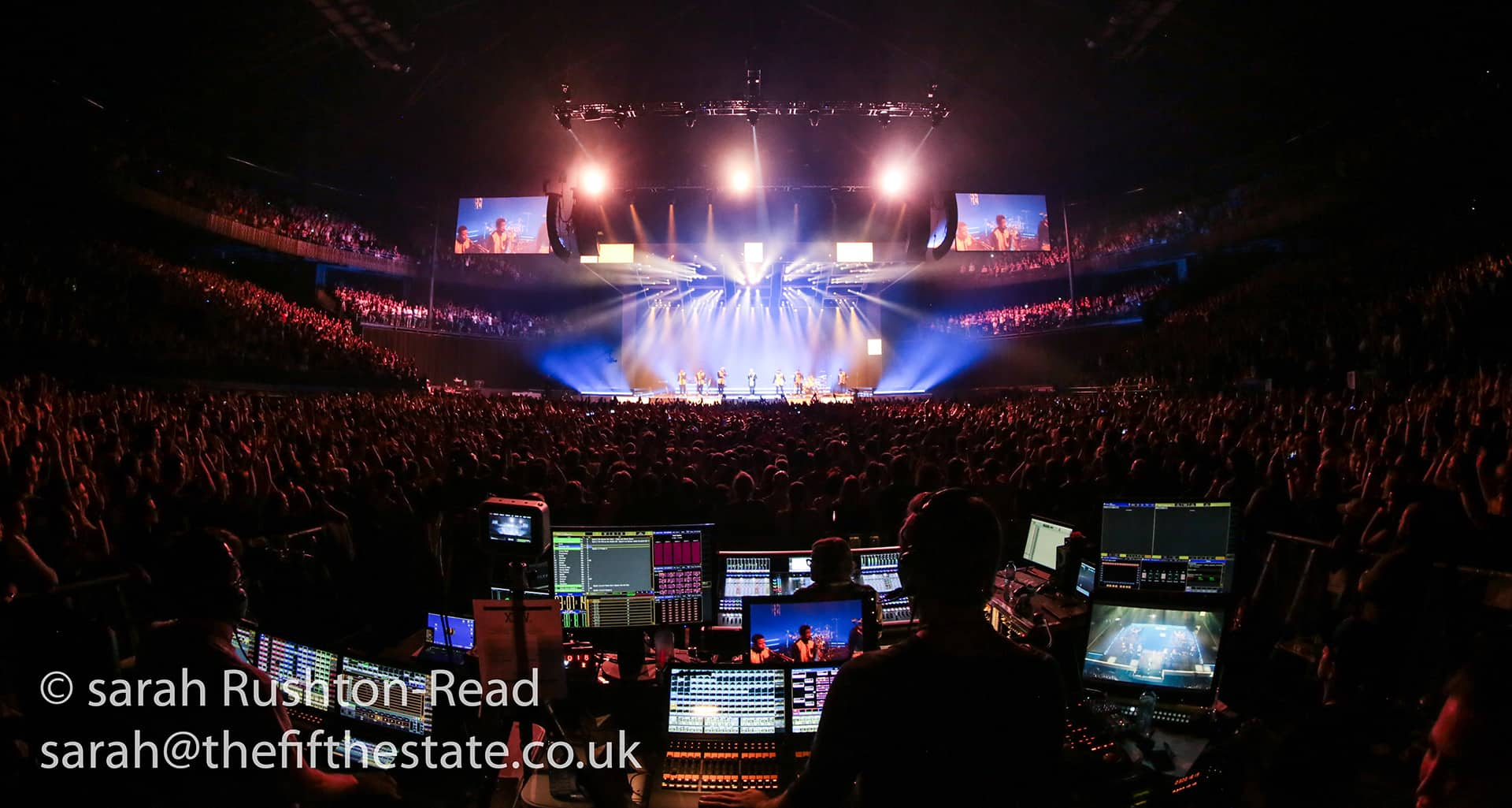Bruno Mars at the Sportpaleis: Client – Philips Entertainment