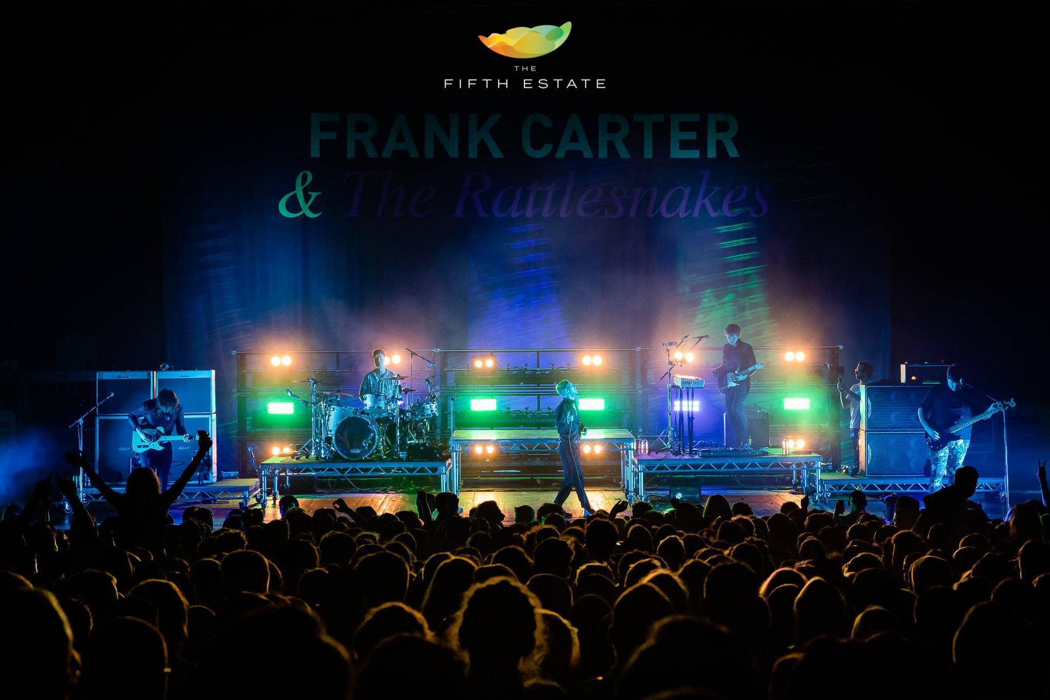 Frank Carter: Client – Avolites