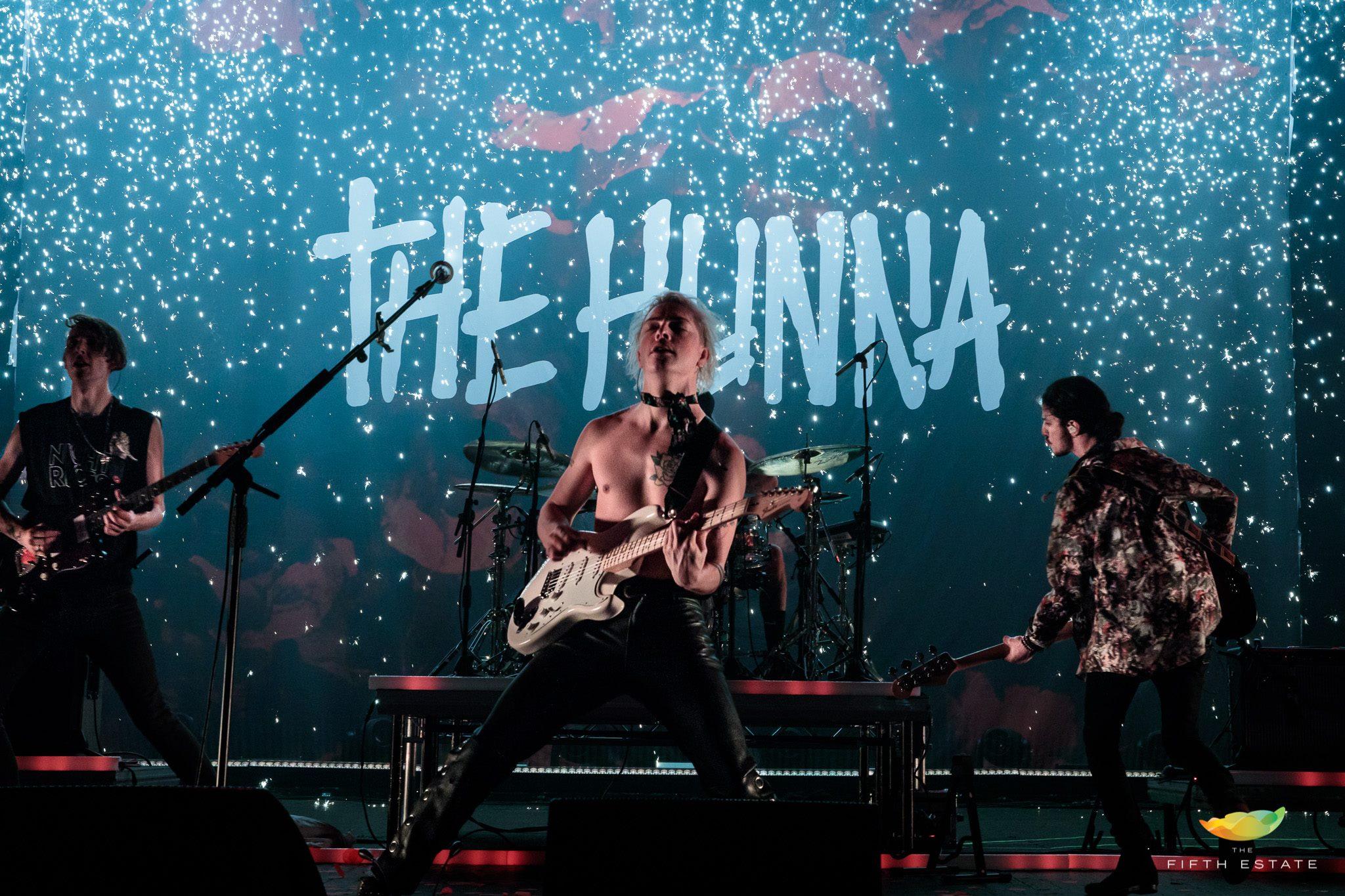 The Hunna: Client – Avolites