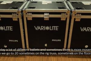 Béjart Ballet Lausanne: Client – Vari-Lite