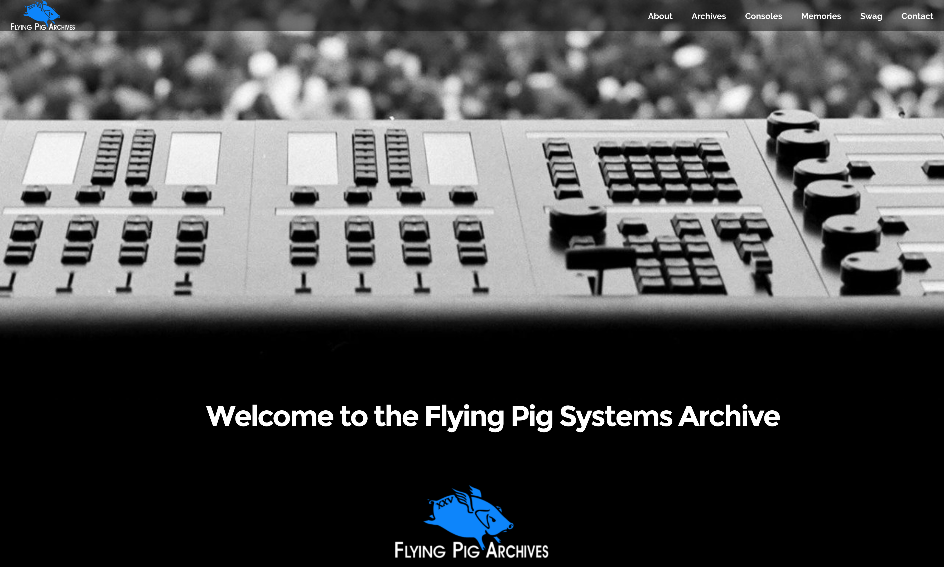 Flying Pig Systems Archive